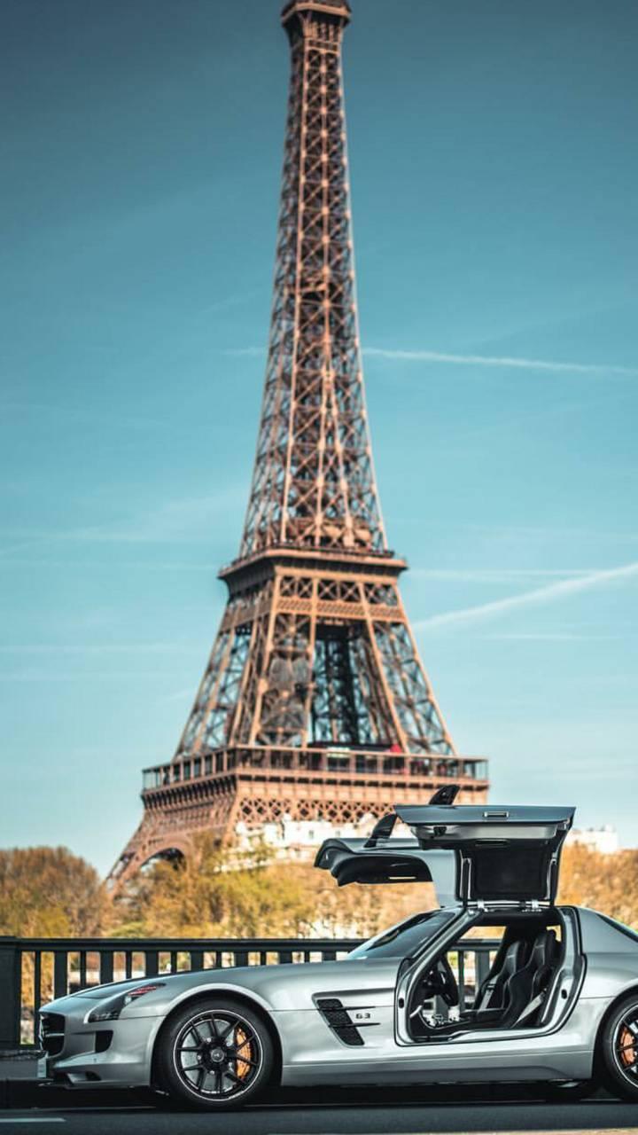 Merc in Paris