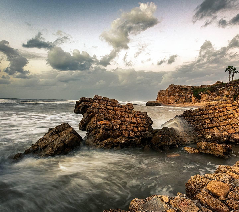 Israel Coast Haifa