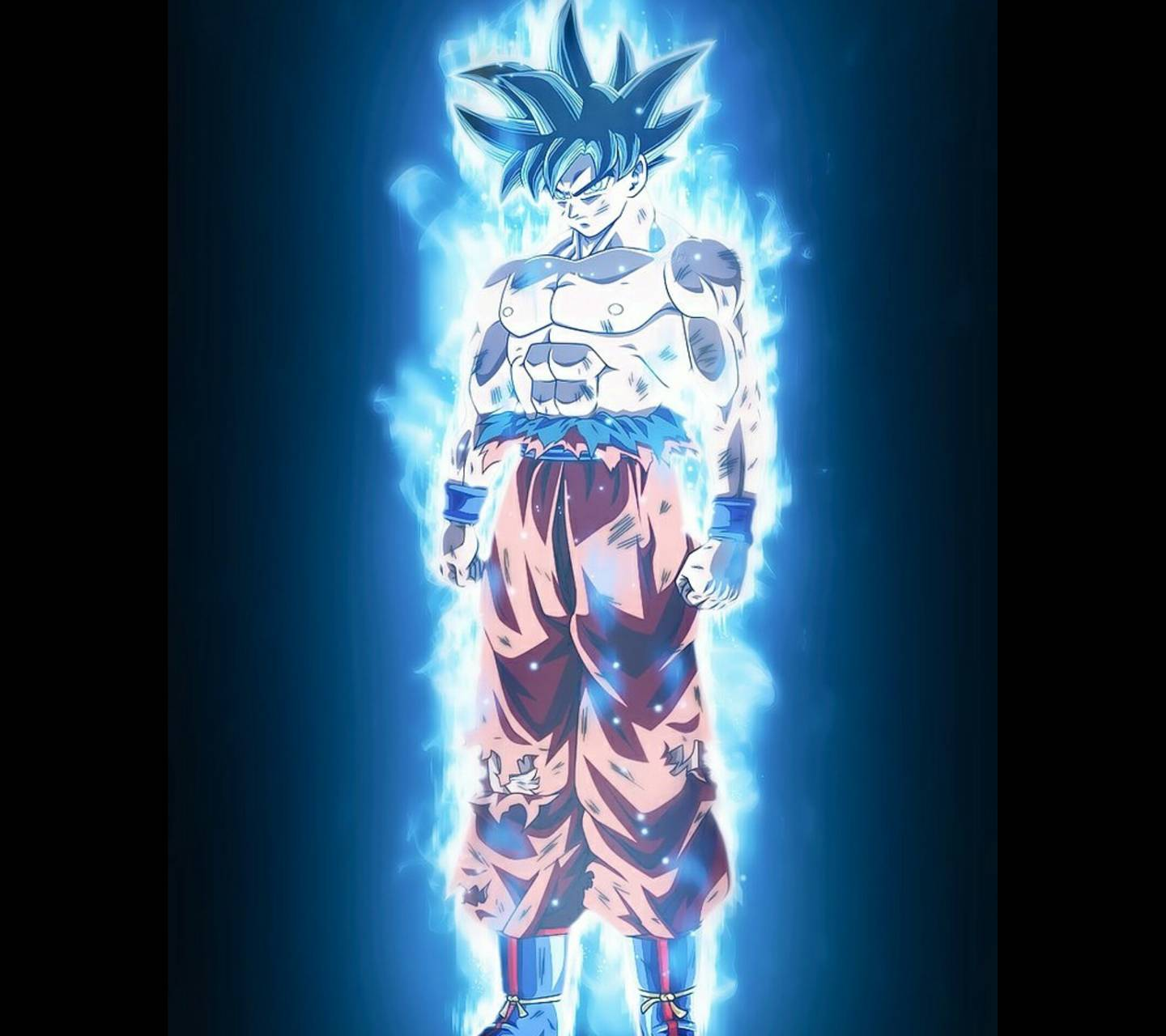 Ultra Instinct Dragon Ball Super Wallpaper: Wallpaper Hd Goku Ultra Instinct