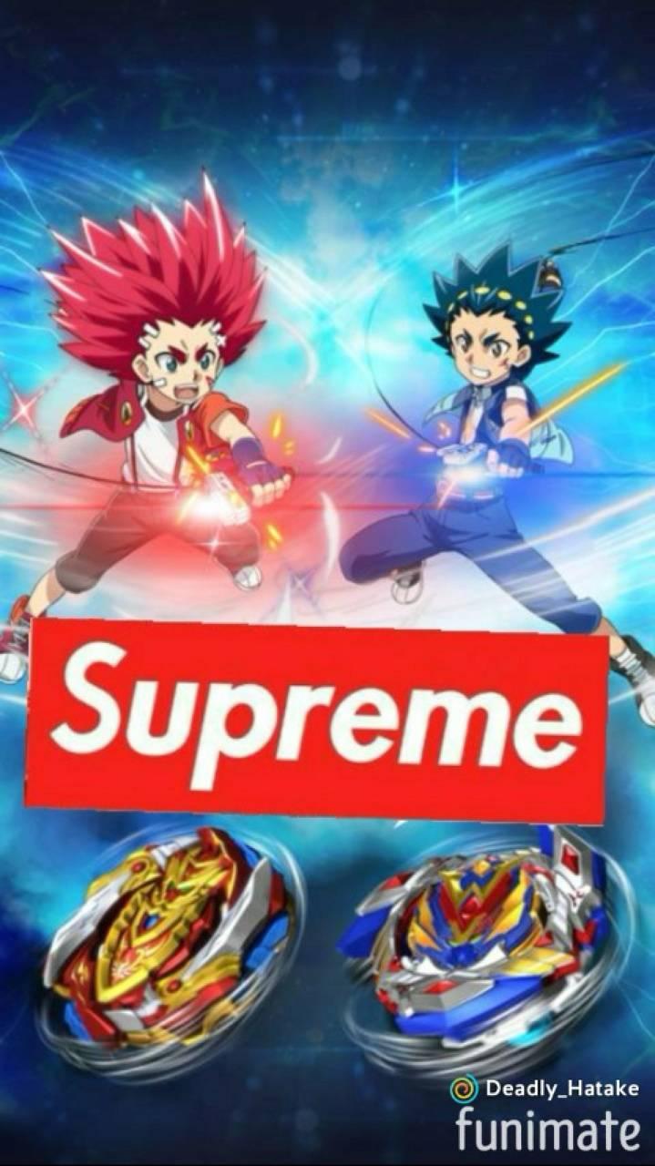 Supreme Beyblade