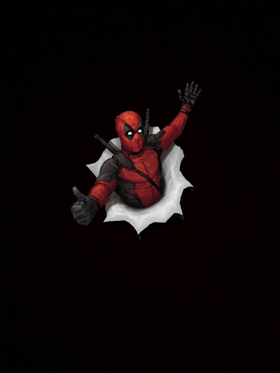 Cool Deadpool Supreme Wallpaper ...