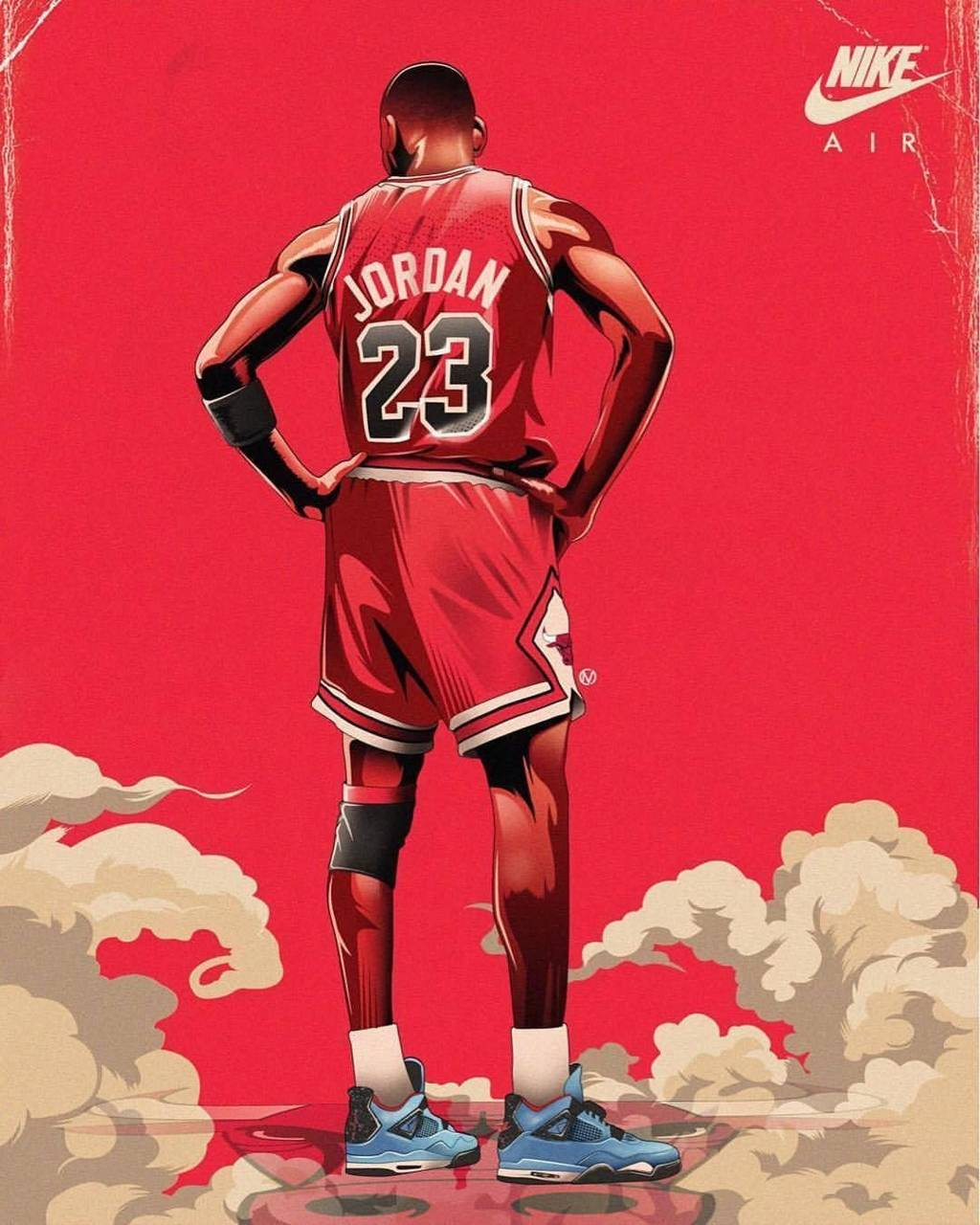 Jordan 23 Wallpaper By Bigpapi89 2b Free On Zedge