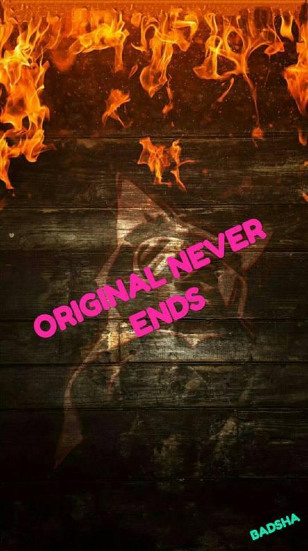 Original never ends