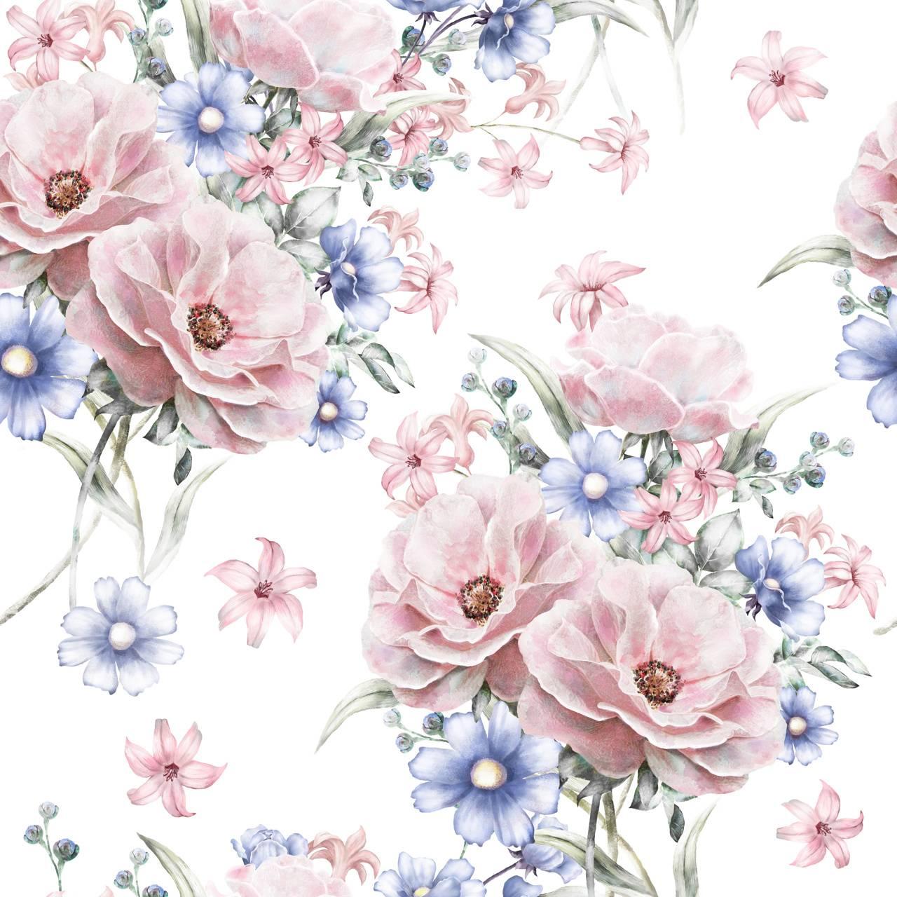 Vintage Flowers wallpaper by iridak1 - b7 - Free on ZEDGE™