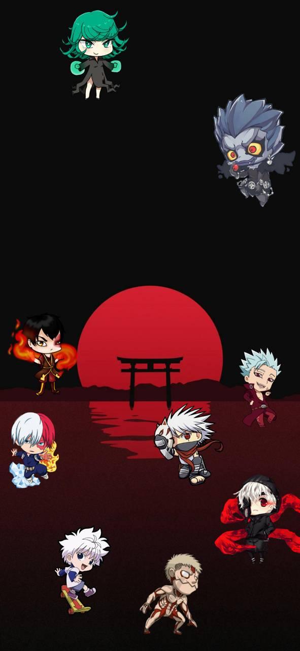 Japanimation chibi