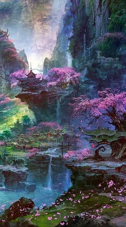 Artwork by Fan Ming