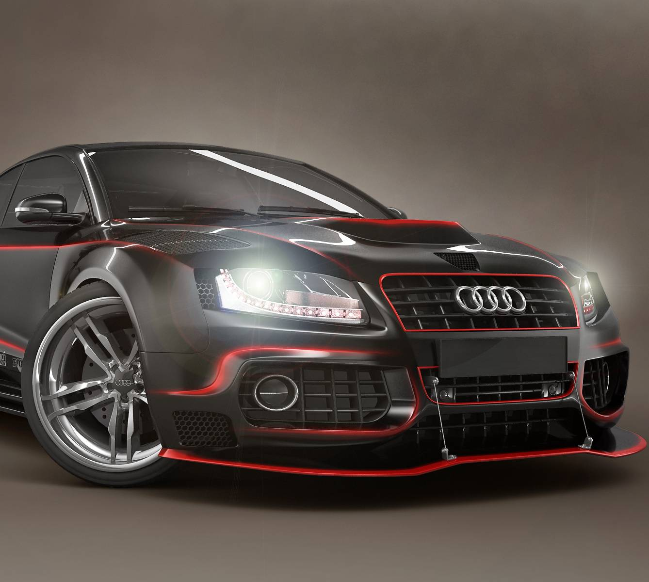 Audi Car Wallpaper by Lord_Bayder - 0e