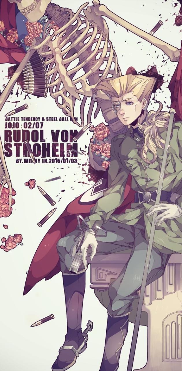 Rudol Van Stroheim