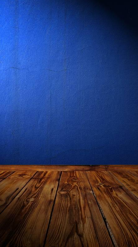 Blue Wall Spotlight