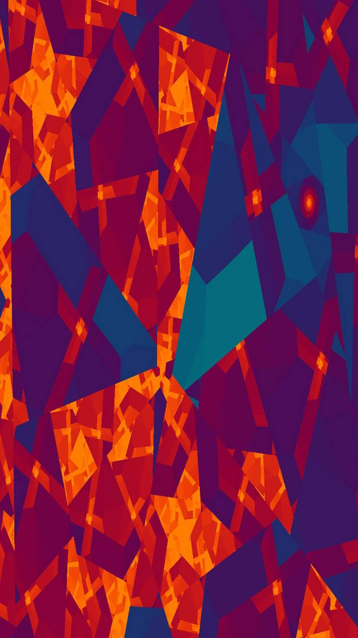 Fragmented Colors