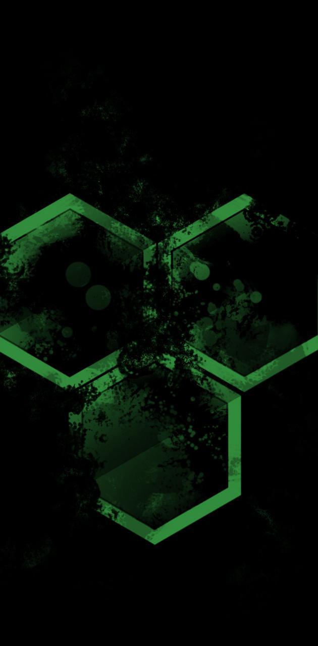 S6 Edge Green 2