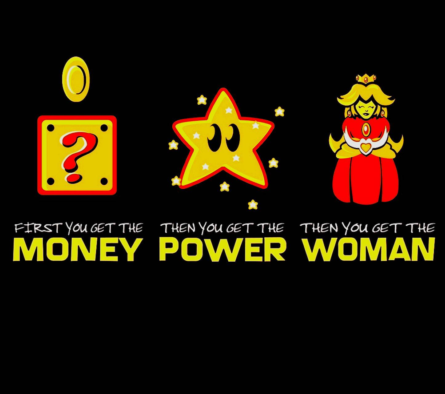 Money Power Woman