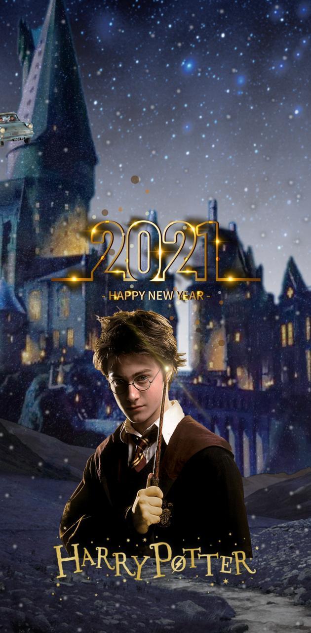 Harry Potter 2021