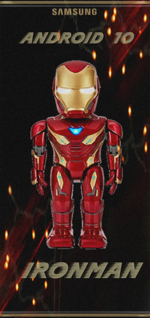 Android 10 Ironman