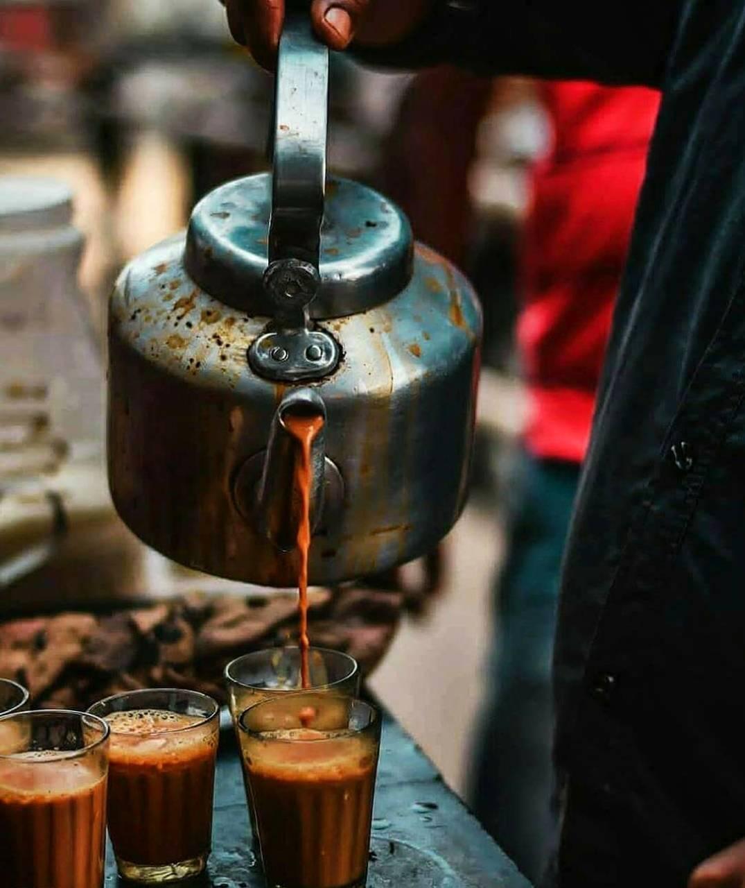 Tea beauty