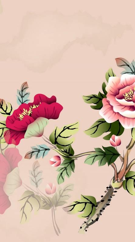 Chinese Flower