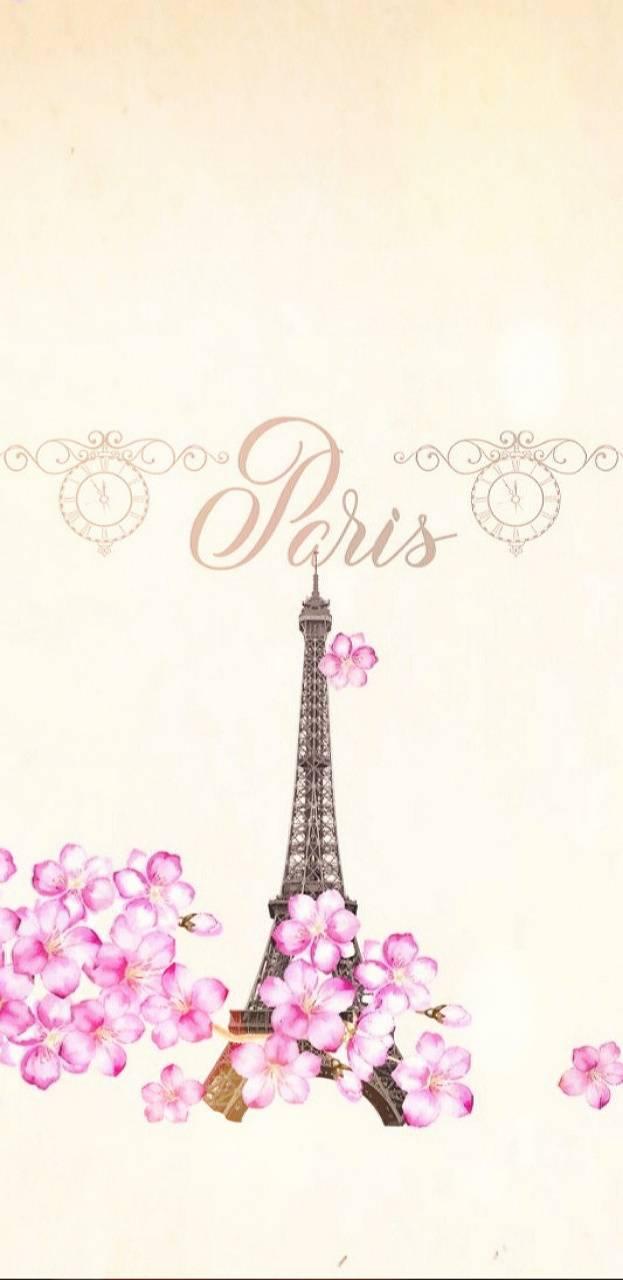 Blossoming Paris