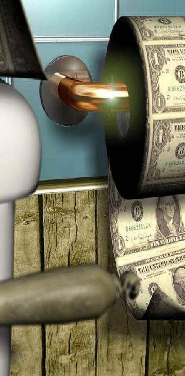 Toilet Money