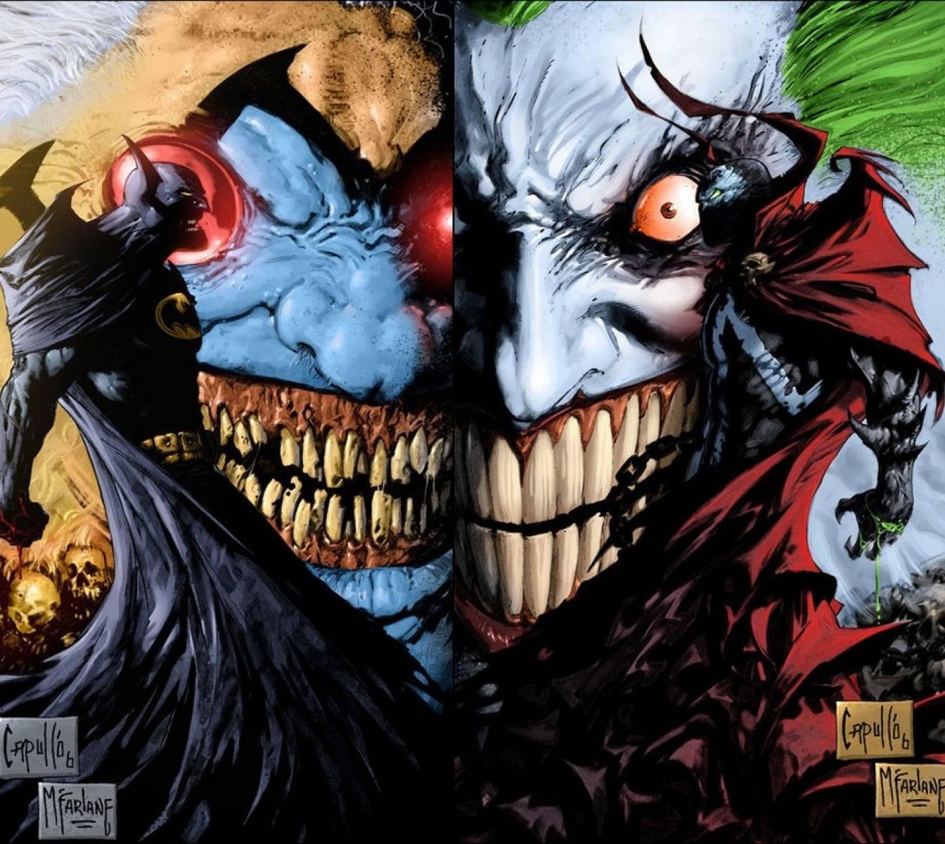 Batman V Spawn Wallpaper By Nightwing3 O ZEDGETM