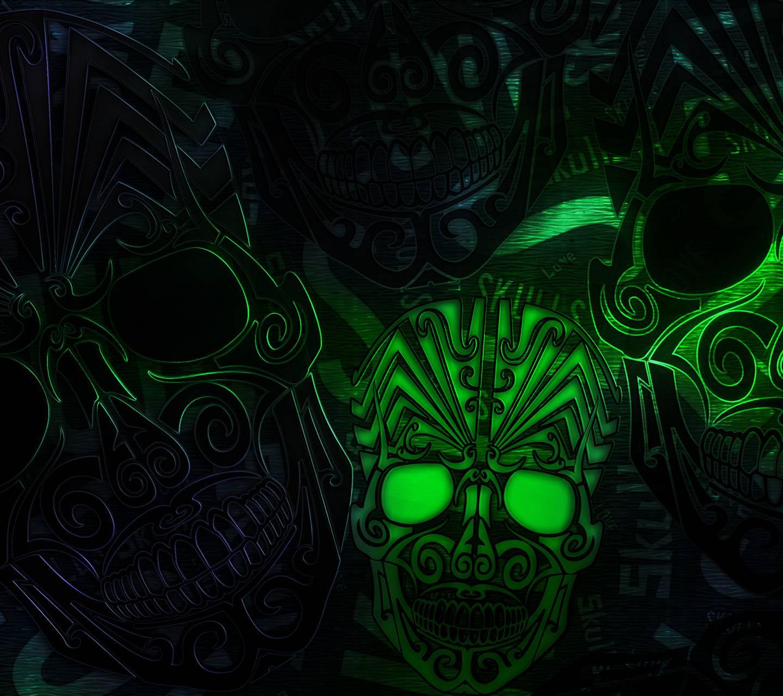 Voodoo Skulls