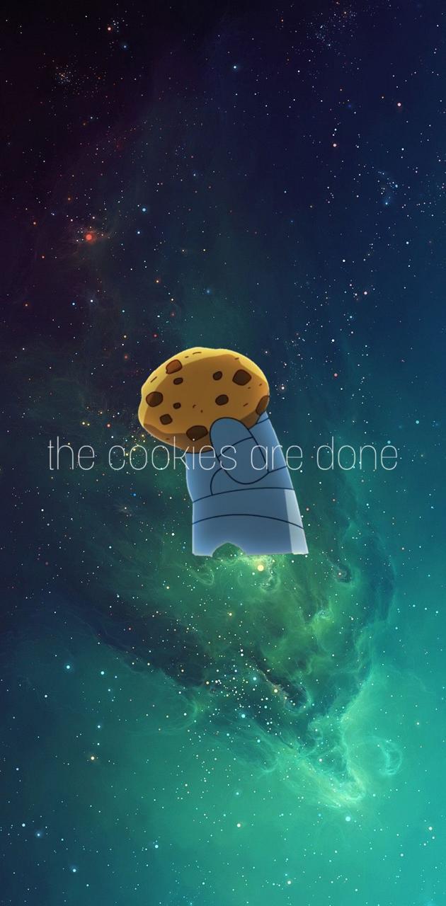 Final space cookies