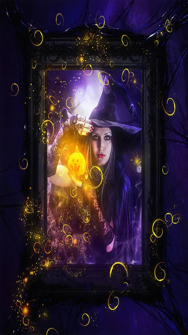 Ведьмы картинки на телефон