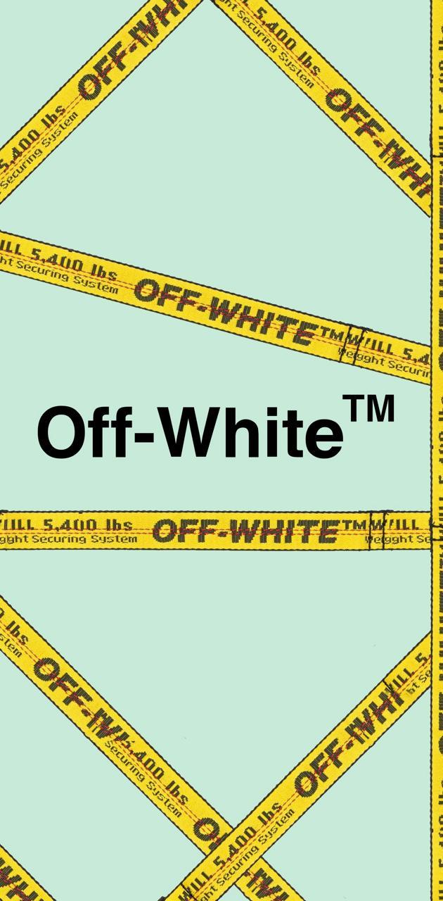 Off-White wallpaper