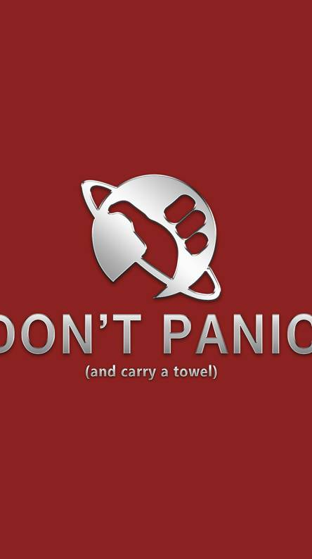 Dont Panic Wallpapers Free By Zedge