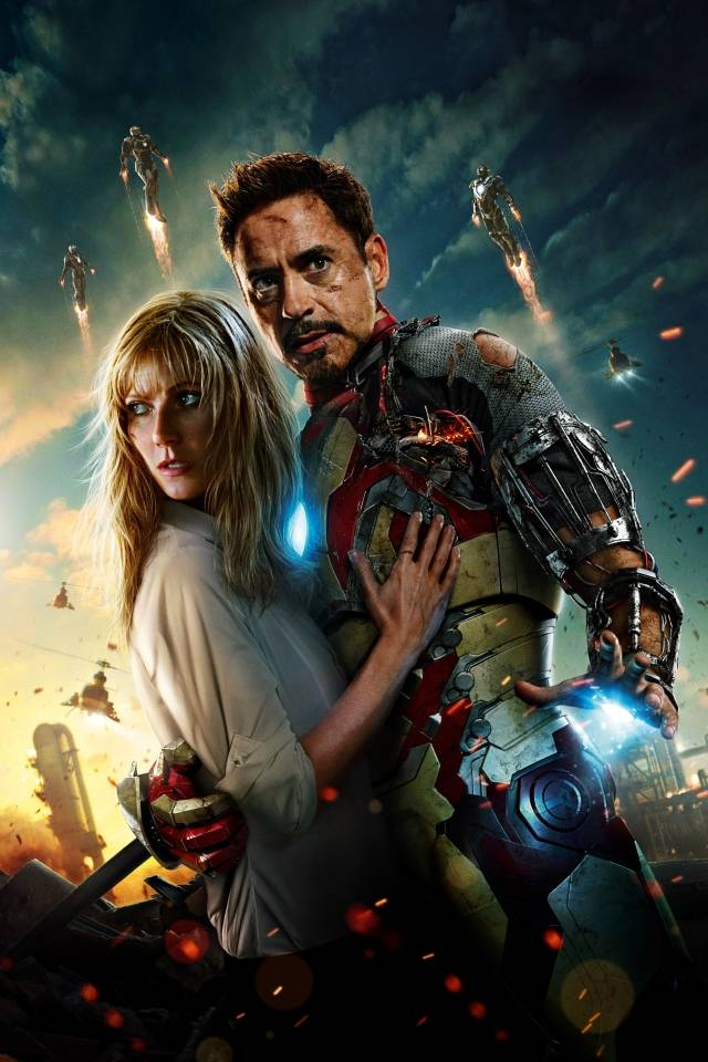 Iron Man 3 Wallpaper By MarkMajor