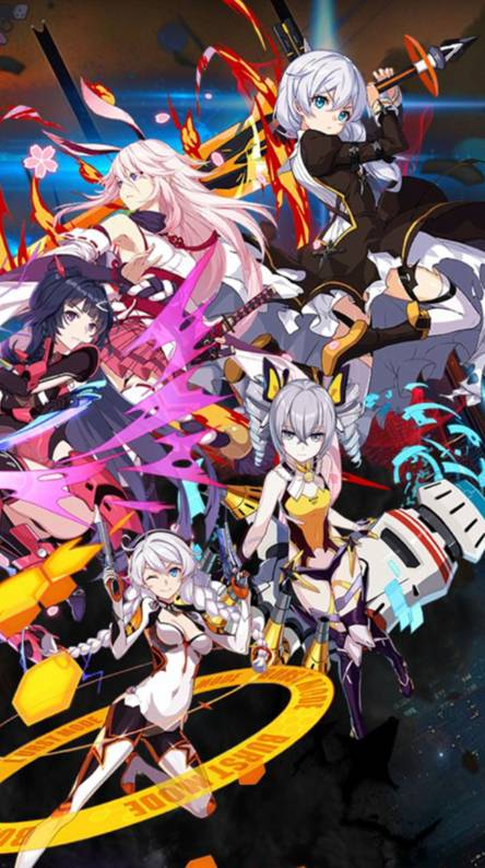 Honkai Impact 3 Ringtones And Wallpapers Free By Zedge