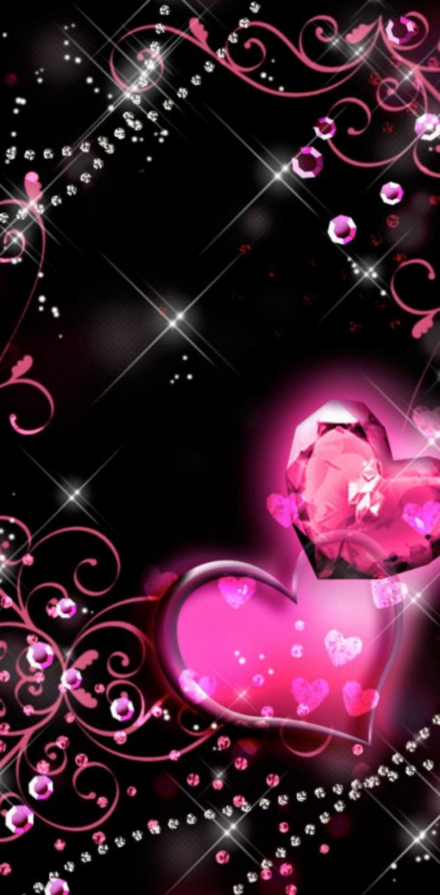 Jewel Hearts