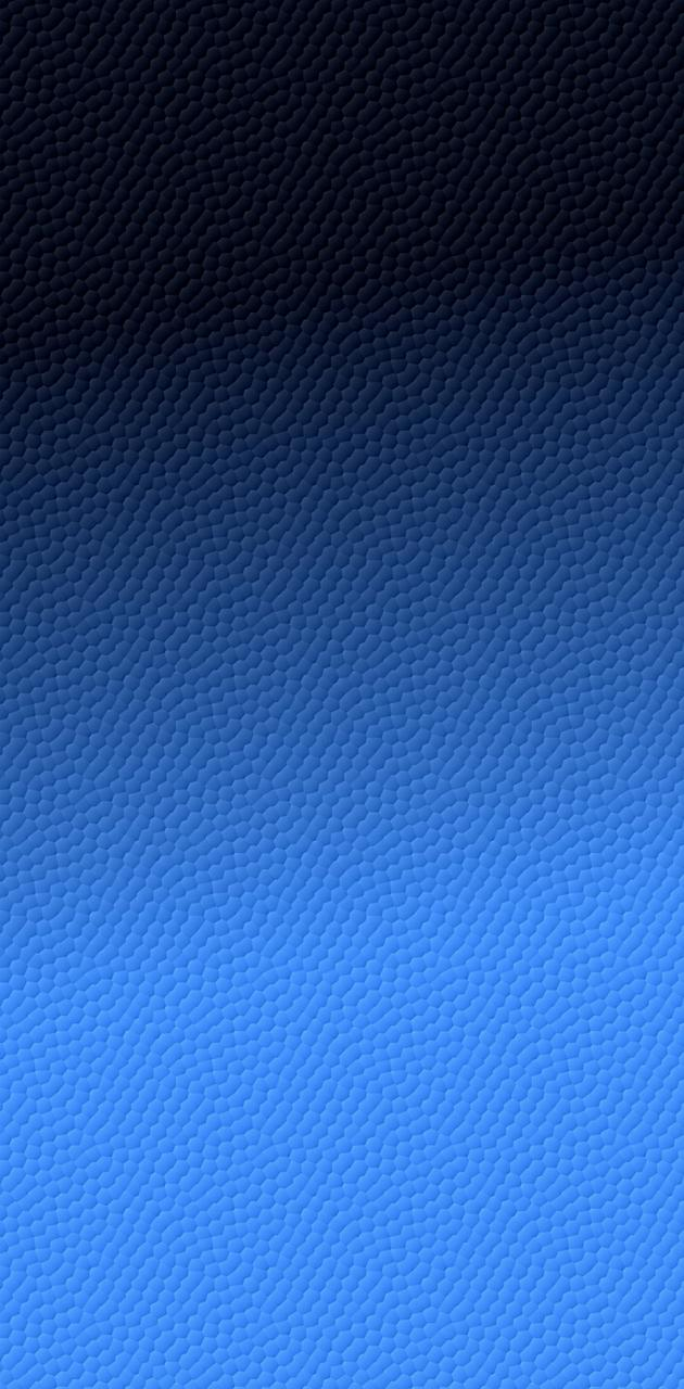 Cool Blue Display