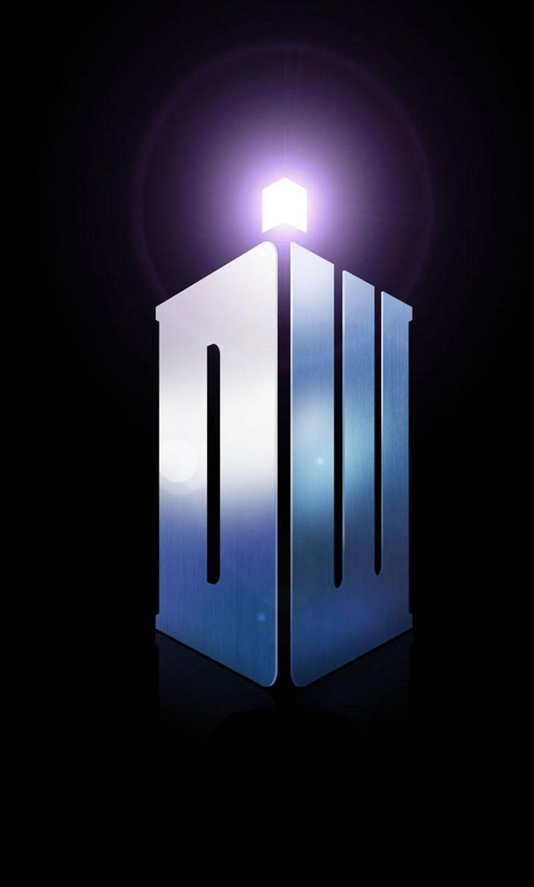 Doctor Who Logo Wallpaper By Samanddean08 Bc Free On Zedge