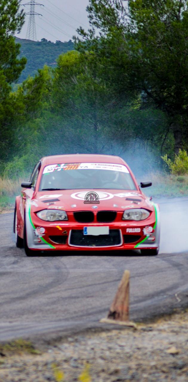 BMW S1 Drifting