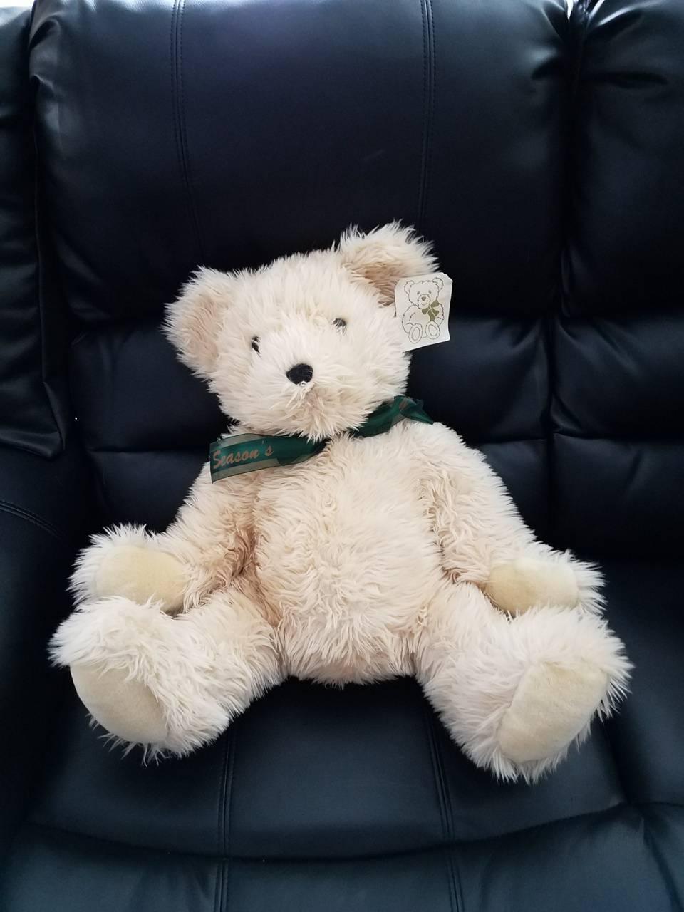 Teddy wants a hug