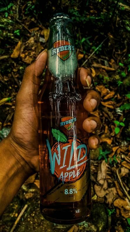 Wild apple