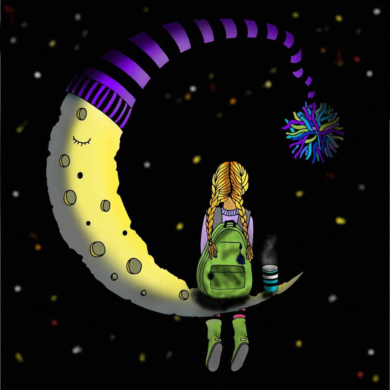 Moonlight Thinker