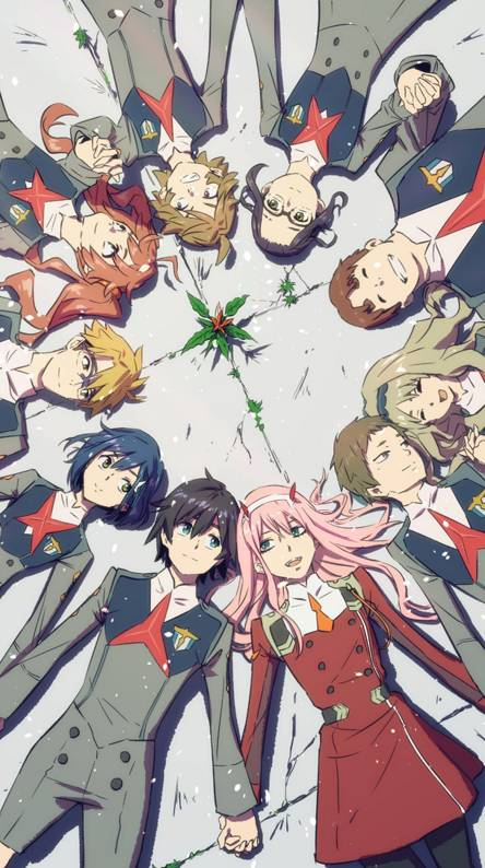 Darling In The Franxx Ringtones And Wallpapers Free By Zedge