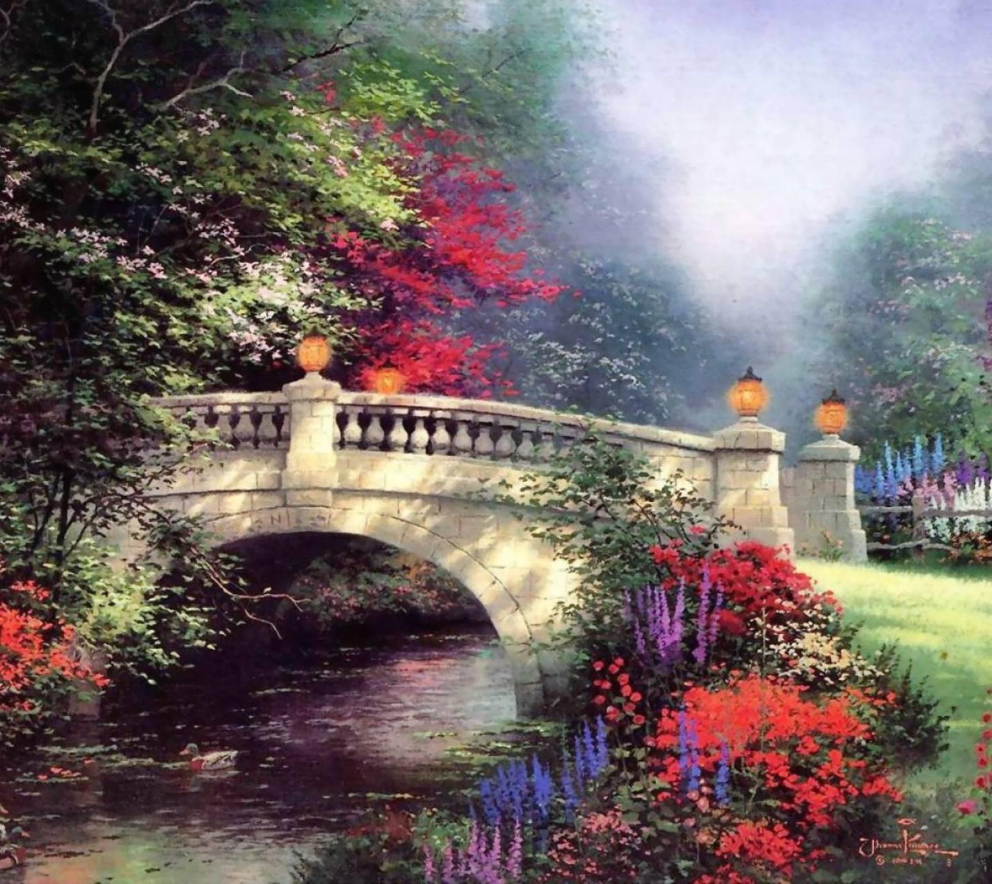 Painting Garden
