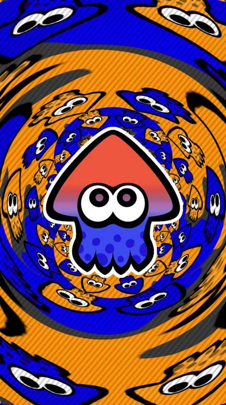 Swirly Squid 3