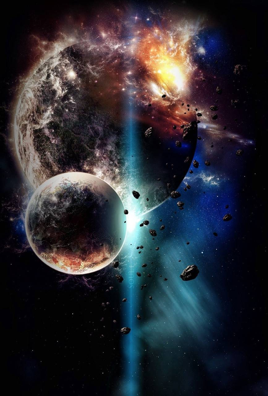 Planet galaxis