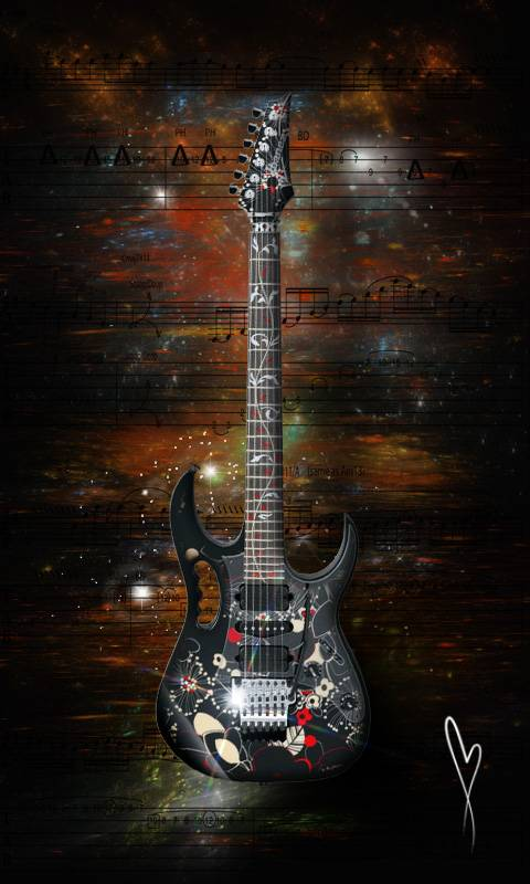 Guitar Steve Vai Wallpaper By Nasud73 Fd Free On Zedge