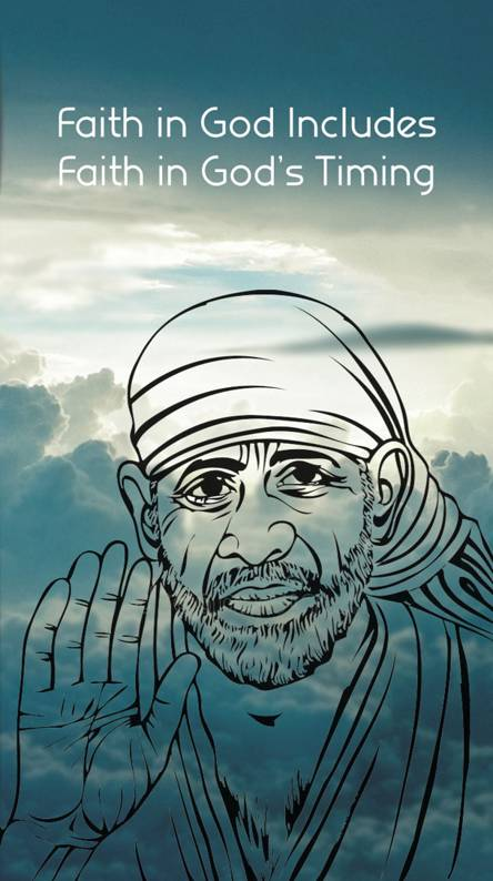 Shirdi sai baba Wallpapers - Free by ZEDGE™