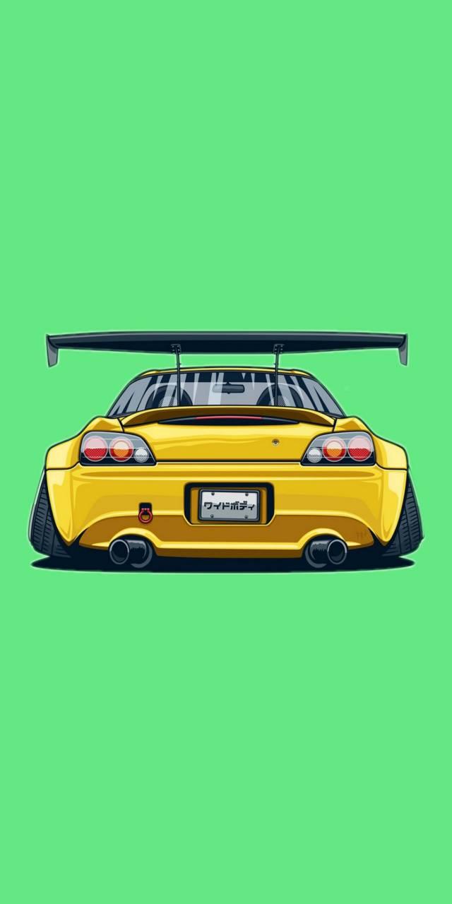 Car art s2000