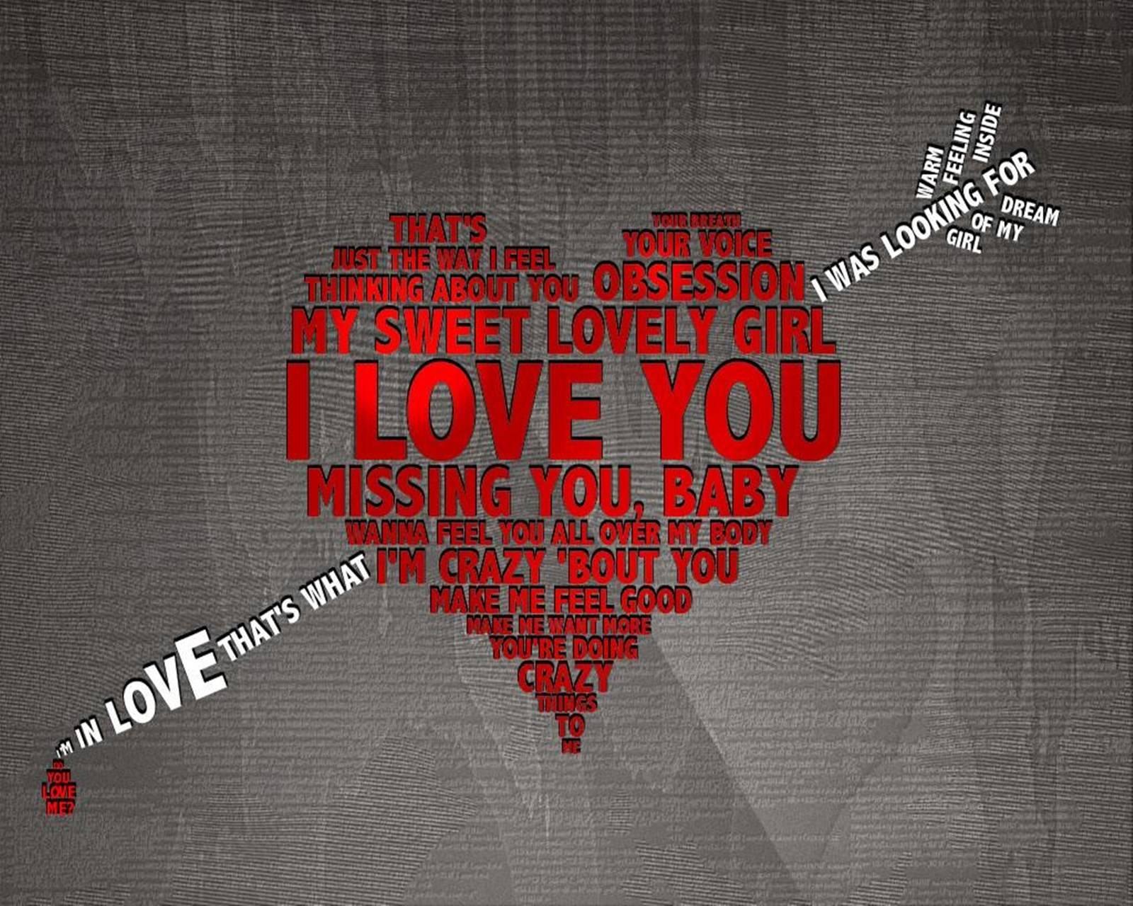 My Love Feelings