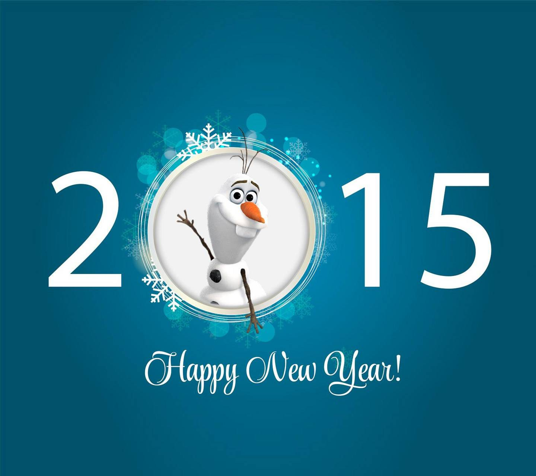 new year olaf