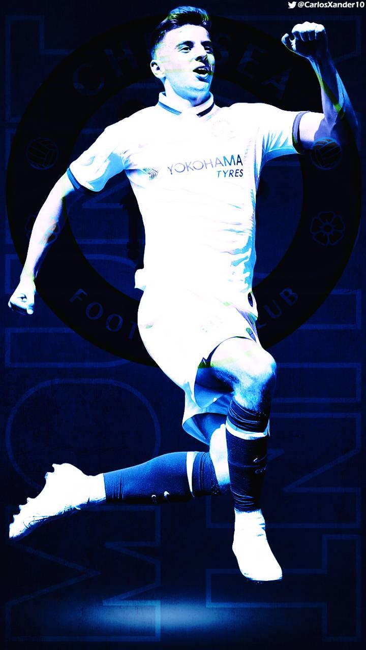 Chelsea Wallpaper Mount - Hd Football