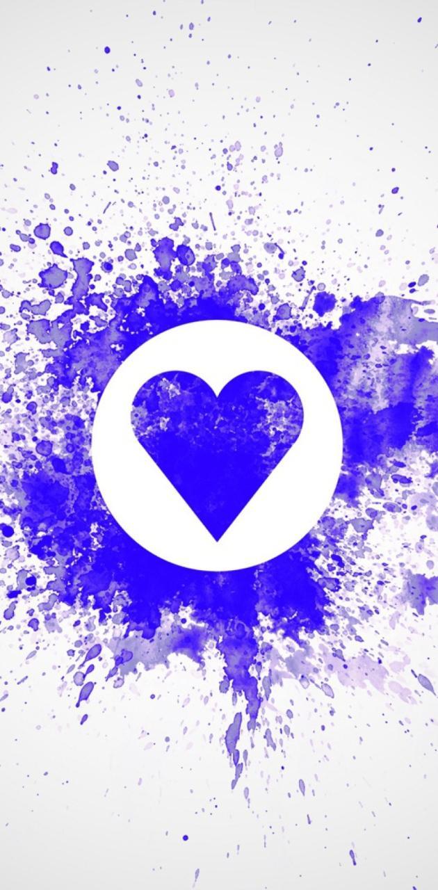 Bule Heart