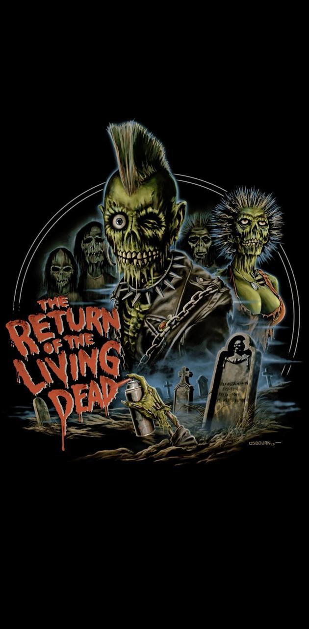 return of the living d