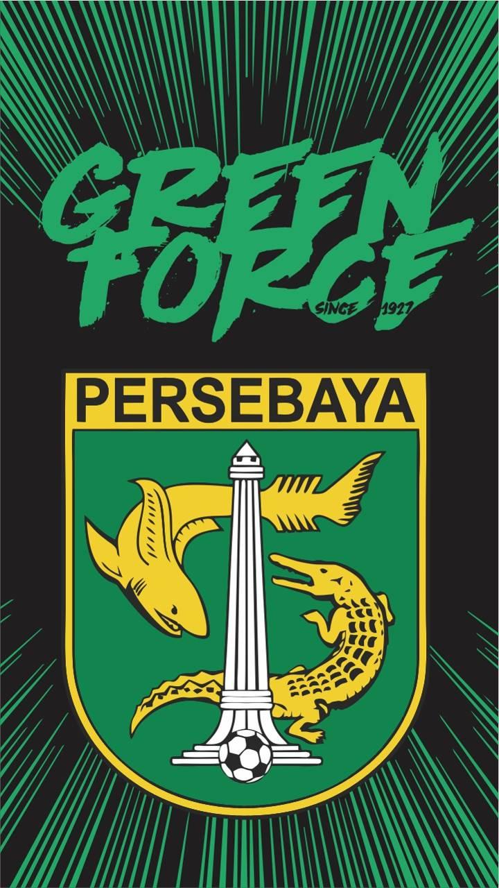 black green force